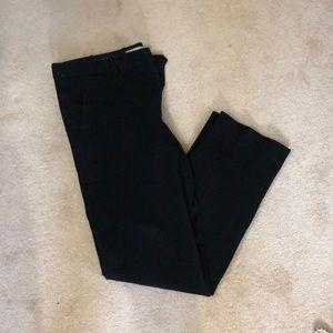 16T Gap true straight two way stretch pants
